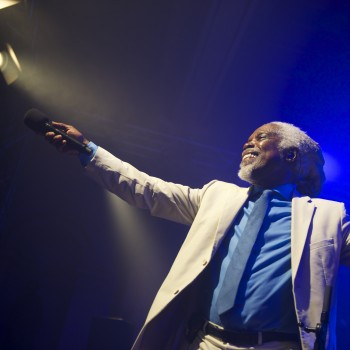 Billy Ocean - Official 2016 Image