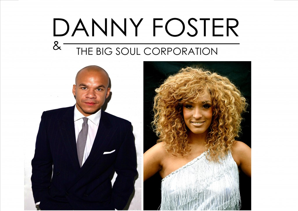 Danny Foster & The Big Soul Corporation Image