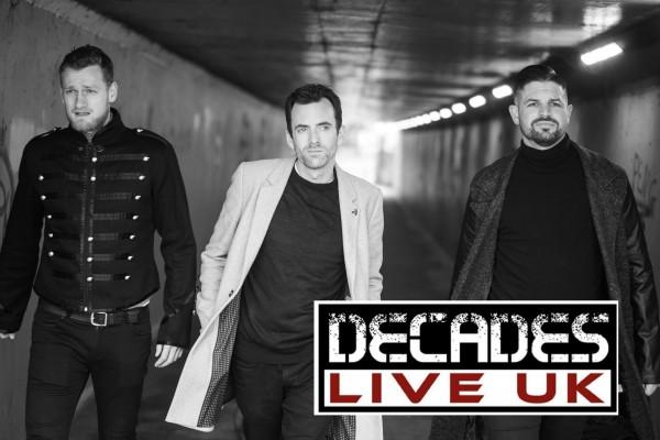 DECADES LIVE UK