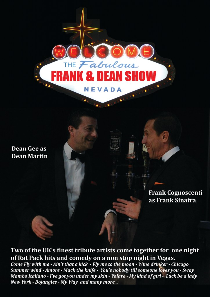 FRANK AND DEAN POSTER jan20